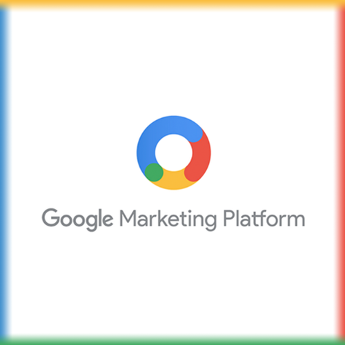 Imagem Descritiva: Logo Google Marketing Platform