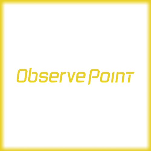 Descriptive Image: Observe Point logo