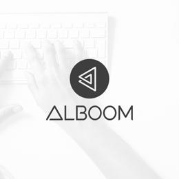 Logo Alboom Cliente