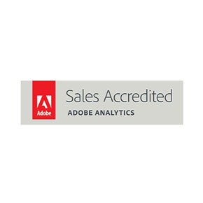 Imagem Descritiva: Certificado Adobe Analytics