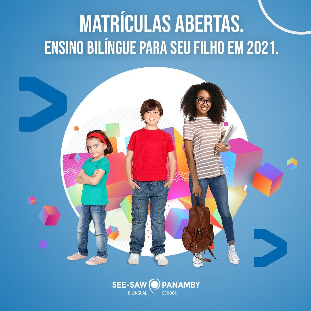SEE-SAW Panamby Educação Bilíngue São Paulo