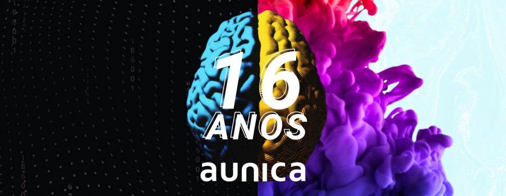 aunica Interactive Marketing 16 anos