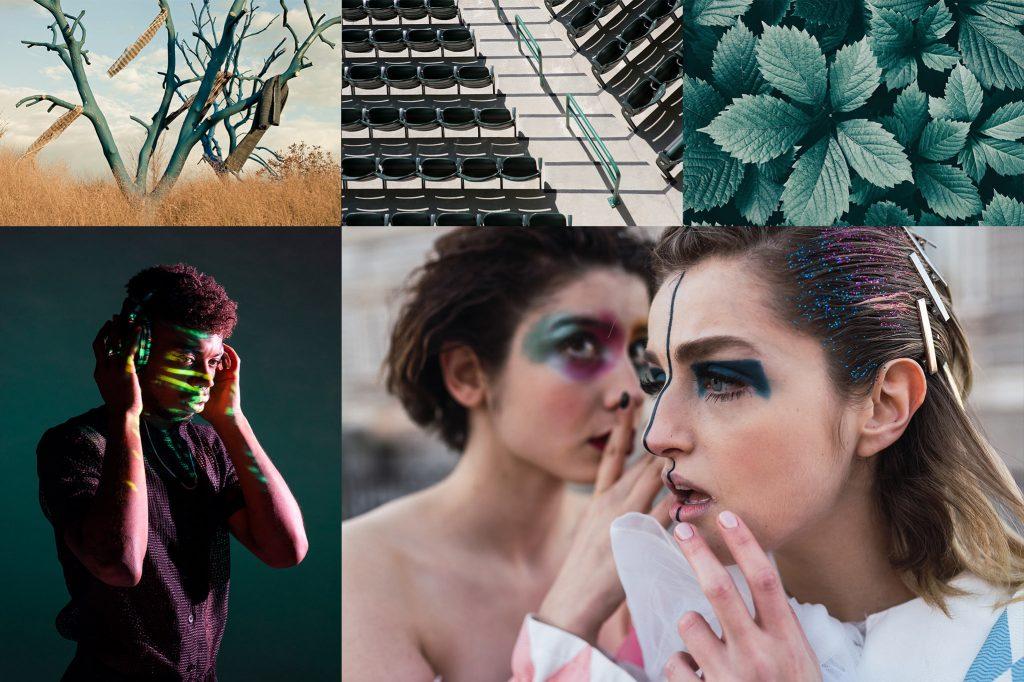 Shutterstock Trends Cores 2021 Verde Maré